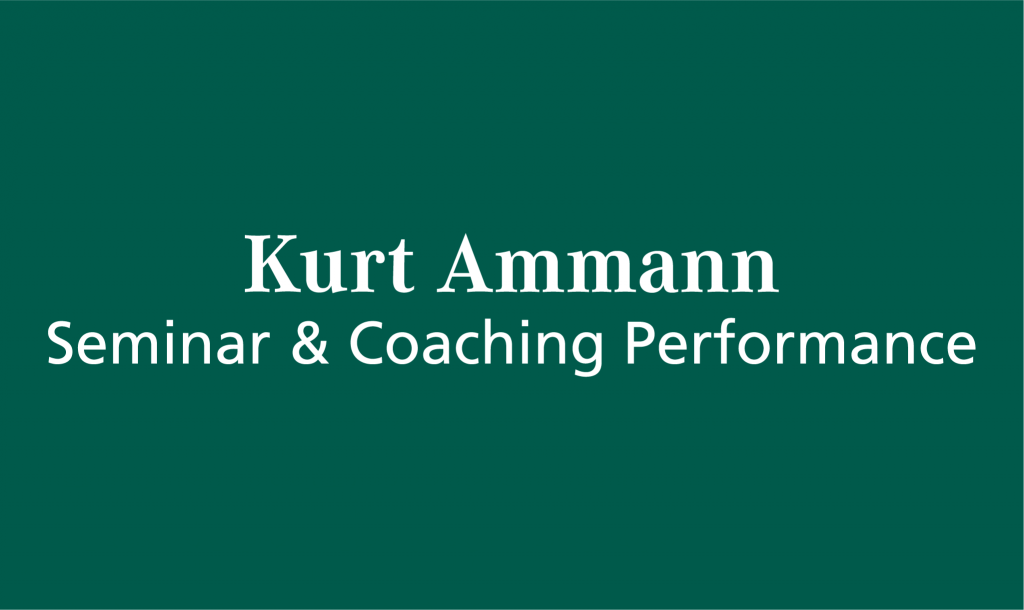 Seminar & Coaching Performance